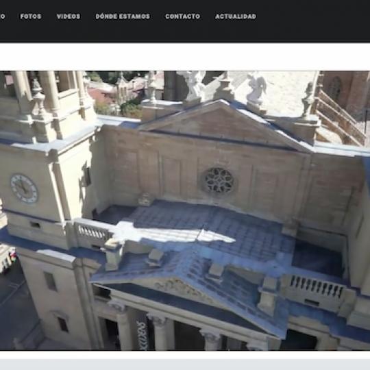 Web Catedral de Pamplona